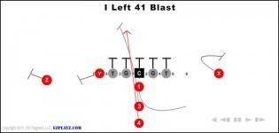 I Left 41 Blast