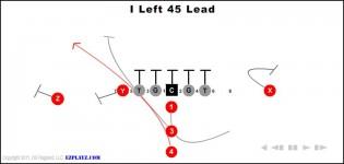 I Left 45 Lead
