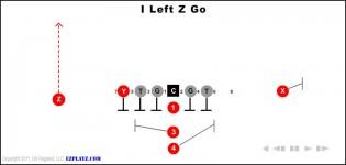I Left Z Go