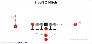 I Left Z Hitch