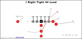 I Right Tight 44 Lead