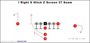 I Right X Hitch Z Screen 37 Seam