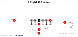 I Right Z Screen