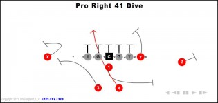Pro Right 41 Dive