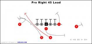 Pro Right 45 Lead