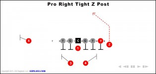 Pro Right Tight Z Post