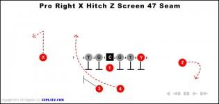 Pro Right X Hitch Z Screen 47 Seam