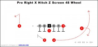 Pro Right X Hitch Z Screen 48 Wheel