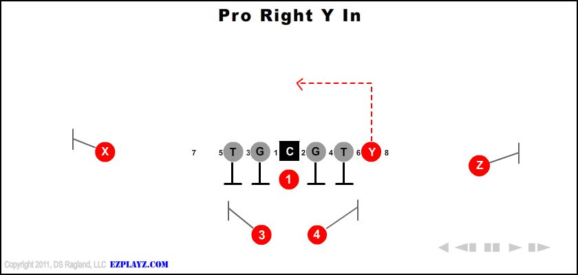Pro Right Y In