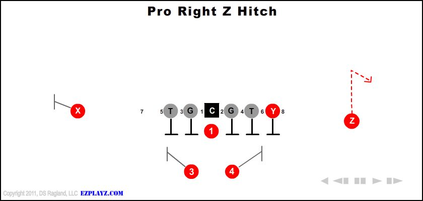 Pro Right Z Hitch