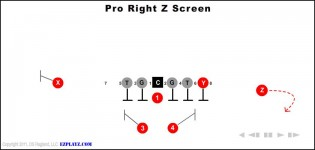 Pro Right Z Screen