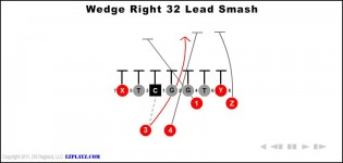 wedge right 32 lead smash 315x150 - Wedge Right 32 Lead Smash