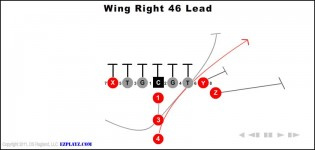 Wing Right 46 Lead
