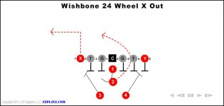 Wishbone 24 Wheel X Out