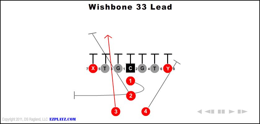 Wishbone 33 Lead