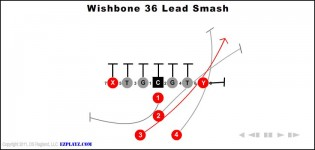 Wishbone 36 Lead Smash