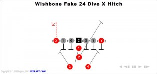 Wishbone Fake 24 Dive X Hitch