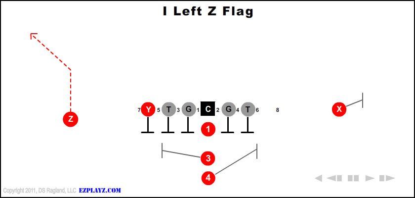 i left z flag - I Left Z Flag