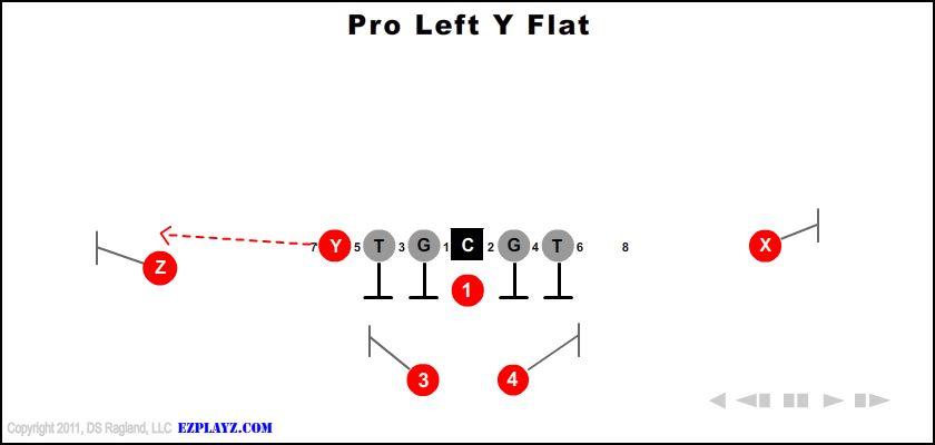 pro left y flat - Pro Left Y Flat