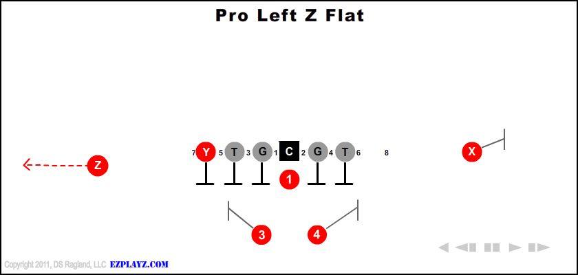 pro left z flat - Pro Left Z Flat