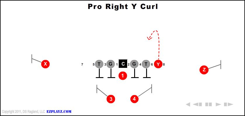 pro right y curl - Pro Right Y Curl