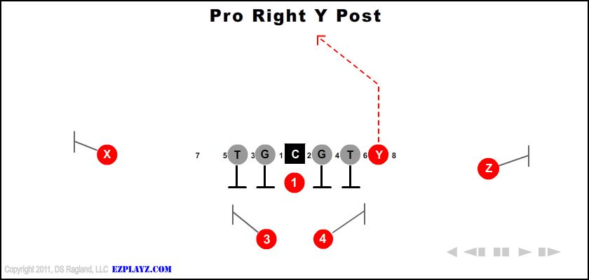 pro right y post - Pro Right Y Post