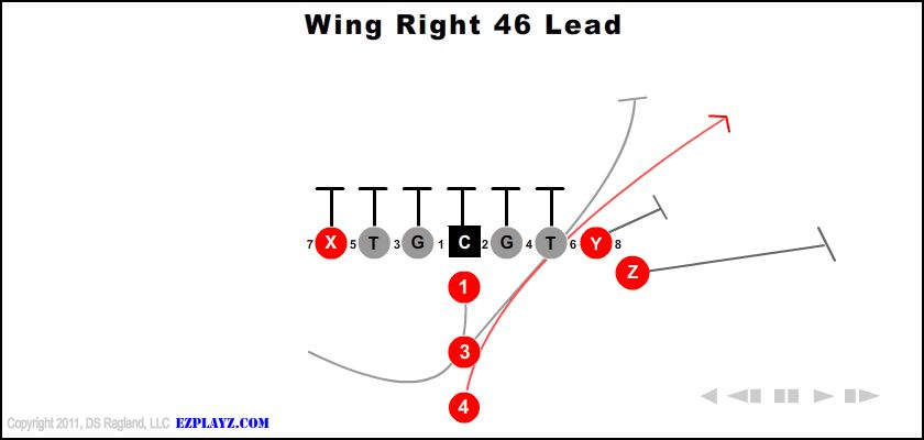 wing right 46 lead - Wing Right 46 Lead