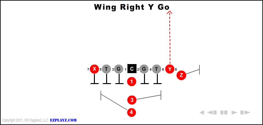 wing right y go - Wing Right Y Go