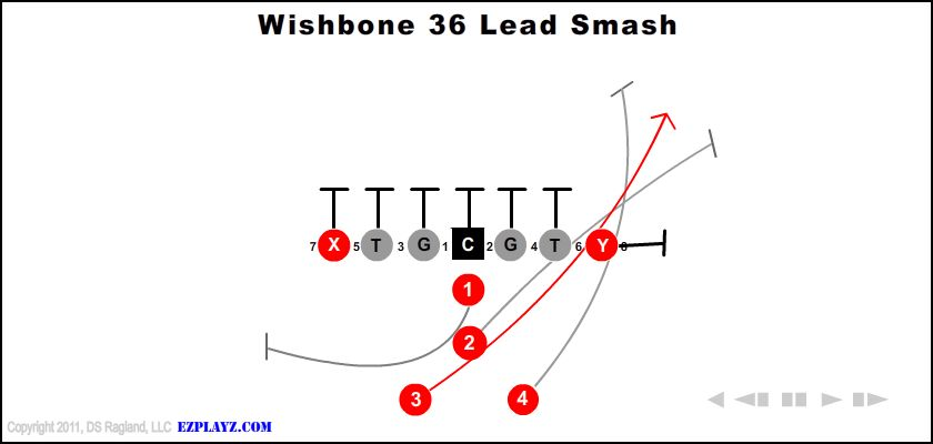 wishbone 36 lead smash - Wishbone 36 Lead Smash