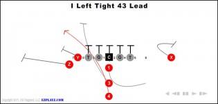 i left tight 43 lead 315x150 - I Left Tight 43 Lead