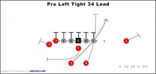 pro left tight 34 lead 315x150 - Pro Left Tight 34 Lead