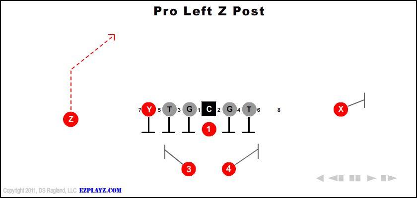 Pro Left Z Post