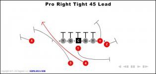 pro right tight 45 lead 315x150 - Pro Right Tight 45 Lead