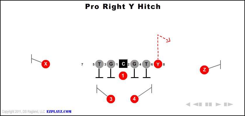 Pro Right Y Hitch