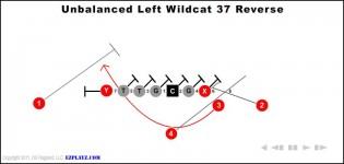 unbalanced left wildcat 37 reverse 315x150 - Unbalanced Left Wildcat 37 Reverse