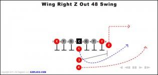 wing right z out 48 swing 315x150 - Wing Right Z Out 48 Swing