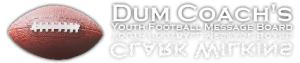 Great Youth Football Coaching Website